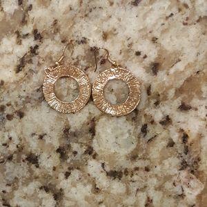 Jewelry - Circle  Drop Earrings set 2